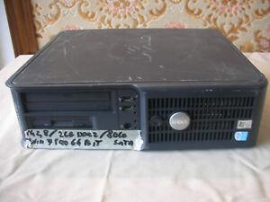 Dell OptiPlex 210L/2gb ddr2/80gb HDD/Win 7 Pro 64bit/P4 2.8Ghz