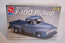 Vintage-1953 Ford Truck-Plastic-Model-kit-N os-never-opened-still-seal ed