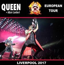 QUEEN & ADAM LAMBERT LIVE LIVERPOOL 2017 2 CD