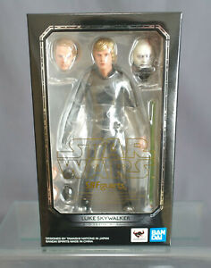 S.H. Figuarts Luke Skywalker (Episode VI - Episode 6) Star Wars Bandai NEW