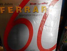 BUCH 60 Jahre Ferrari 400 Seiten Sportwagen Formel 1 1000 Bilder HEEL NEU SP