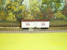 MICRO-TRAINS N SCALE #58020 36' SHEATHED WOOD REEFER SCHWARZCHILD & SULZBERGER