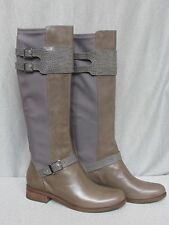 """NEW NWB THE """"TENNLEY"""" BUCKLE BOOT by COLE HAAN in IRONSTONE GREY LEATHER SZ 9.5B"""