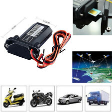 Car Vehicle Motorcycle GSM GPS Tracker Locator Global Real Time Trac Device RF D