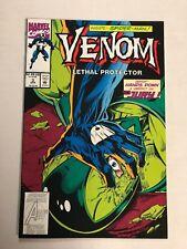 VENOM LETHAL PROTECTOR #3 FIRST PRINT MARVEL (1993) SPIDER-MAN CARNAGE