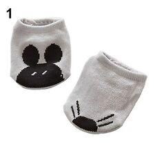 Baby Asymmetric Animal Cute Anti-slip Rabbit Rat Bear Short Socks Cartoon