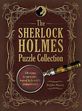 THE SHERLOCK HOMES PUZZLE COLLECTION., No author., Used; Very Good Book