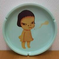 YOSHITOMO NARA ASH TRAY TOO YOUNG TO DIE ART RARE COLLECTIBLE JAPANESE JAPAN F/S
