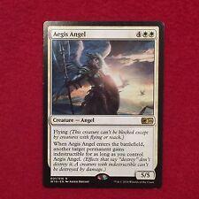 MTG  Aegis Angel M16 Magic the Gathering Rare White Creature Card