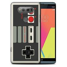 STUFF4 Hülle/Case für LG V20 F800/H990/VS995/Klassisches Nintendo/Spielkonsolen