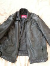 HIND Leather Jacket. Size L Large.