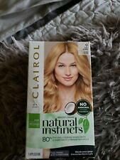 NATURAL INSTINCTS CLAIROL Permanent HAIR COLOR 9 LIGHT BLONDE