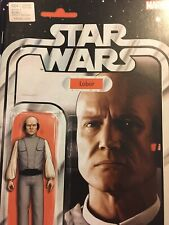 Star Wars #24 John Tyler Christopher Lobot Figure Variant 1st printing Marvel NM