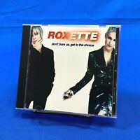 [TESTED] Roxette ‎– Don't Bore Us, Get To The Chorus (Greatest Hits) CD 2000 OOP