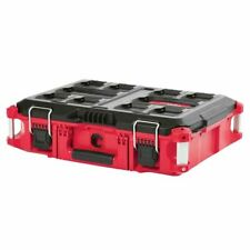 Milwaukee 48-22-8424 PACKOUT Tool Box - Red