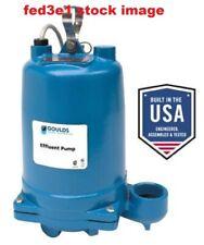 Goulds We0538h Submersible Pump 12 Hp 360 200v Nib