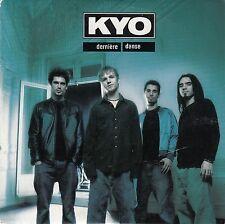 Kyo CD Single Dernière Danse - Europe (VG+/EX)