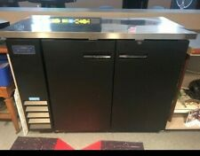 """Artic Air 48"""" Bar back Cooler; Under Counter Beer Fridge Stainless! used"""