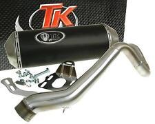 Escape Deportivo con E Dibujo Turbo Kit GMax 4T para Honda Panteón 125 150ccm