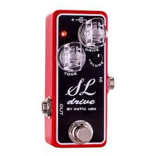 Xotic SL Drive Red Run Limited Edition