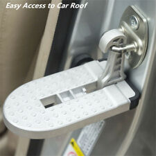 Vehicle Easy Access Top Roof Of Car Door Stairs Foot Pedals with Safety Hammer