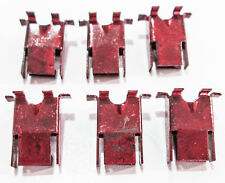 1957 Chevrolet Fin Molding Clip Set for 150-210 (# 9.186A)