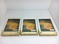 THE BEST OF KOSTELANETZ Readers Digest 8 Track Tapes - Set Of 3 - Nice Condition