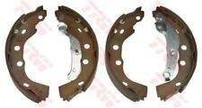 GS8727 TRW Brake Shoe Set Rear Axle