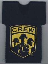 Columbus Crew Soccer Jersey Budweiser Advertising Coozie Koozie Bar Game Time Ad