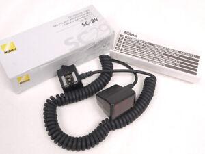 Nikon SC-29 TTL Remote Cord - Near Mint in Box