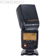 Yongnuo YN-568EX III TTL Flash Unit Gun HSS für Nikon D5600 D5500 D3400 D3500