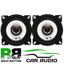 """ALPINE MERCEDES BENZ VITO VAN W638 2000-06 4"""" 10cm 2 way 360W Top Dash Speakers"""