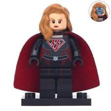 Overgirl - DC Universe Super Hero Lego Moc Minifigure Gift For Kids [Dark]