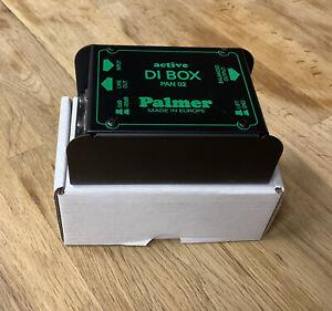 PALMER PAN-02 DI-Box aktiv