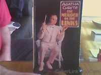 The Murder on the Links-Agatha Christie Paperback English Triad Grafton 1986