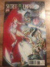 Secret Empire #6 1:50 J Scott Campbell Variant Marvel 2017 Iron Man Riri