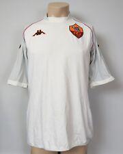 Vintage AS Roma 2002-03 cup shirt Kappa soccer jersey size XXL (fits like ce04bd380