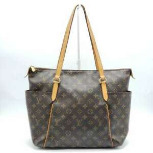 100% Authentic Louis Vuitton Totally MM Monogram Tote Bag