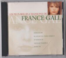 CD Les Plus Belles Chansons de France Gall