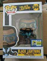 Funko Pop! Black Lightning SDCC 2020 ExclusiveLE 3000