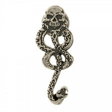 Harry Potter Slytherin Death Eater Dark Mark Logo Metal Lapel Pin, NEW UNUSED