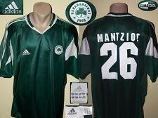 Jersey Camiseta Shirt PANATHINAIKOS ATHENS Adidas 2004/2005 Home #26 Greece