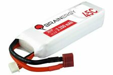 Yuki Model LiPo 3s1p 11,1V 2.200mAh 45C BRAINERGY Deans - 801045T