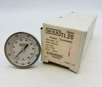 NOSHOK 30-110-040-50//500-F//C 3IN 1//2IN NPT 50-500F 4IN BIMETAL Thermometer