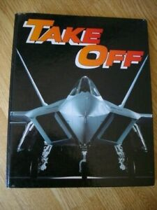 TAKE OFF plane magazines in Binder with 12 copies,No 61 to 72.