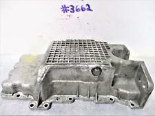 2005 MAZDA 6 3.0L 6 CYLINDER ENGINE ALUMINUM OIL PAN P/N 5L8E-6675-BB 04 05