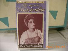 """Märchen - russischer Märchenfilm """"Die schöne Wassilissa"""" VHS keine DVD"""