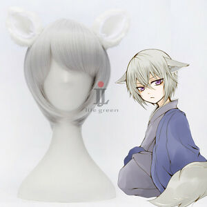 Kamisama Kiss Tomoe Party Wig Cosplay Wigs Hot Sale New Hairpiece