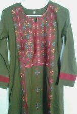 Pakistani, indian,Kameez,trouser & duppta ready made embedded.Brand new dress.