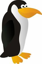 Penguin Cartoon Funny Pingu Sticker Decal Graphic Vinyl Label V3